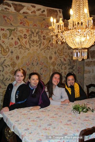 36 - Невероятные приключения москвичек в Каштелу Бранку - quinta