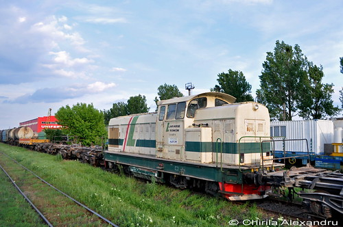 train rail railway trains romania ldh lafarge cfr ialomita medgidia fetesti unifertrans