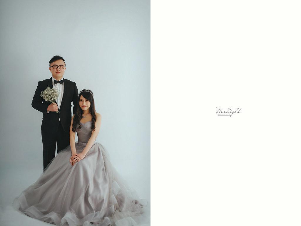 wedding Mr.8