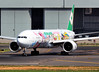 EVA AIR B777-300ER B-16703