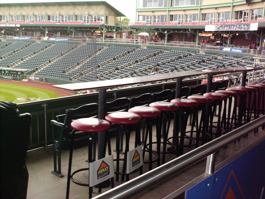 Hammons Field In The Ballparks