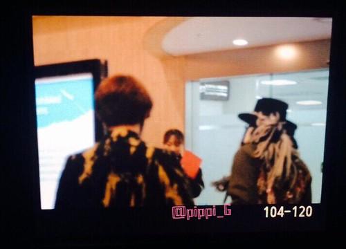 Big Bang - Gimpo Airport - 27feb2015 - pippi_G - 02