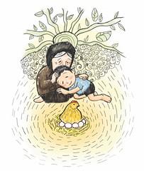 Minh hoa tho Xuan Quynh - Tieng Ga Trua - Trang - 20160303