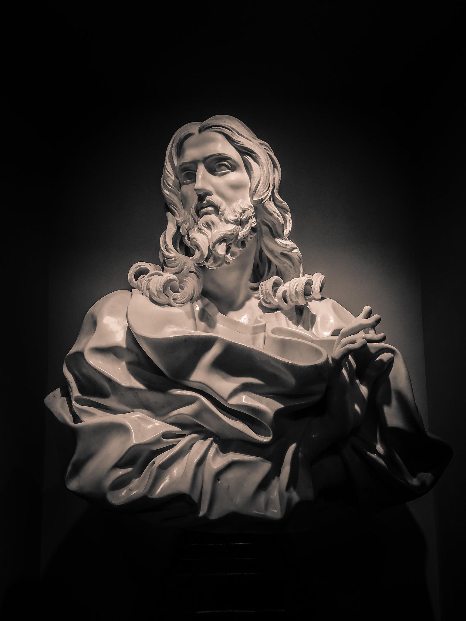 """Salvator Mundi"", dernier chef d'oeuvre du Bernin"