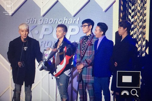Big Bang - The 5th Gaon Char K-Pop Awards - 17feb2016 - BB_side - 01