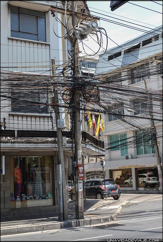 Bangkok poste luz