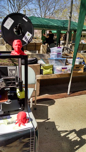 HacDC at the 2015 Greenbelt Mini-Maker Faire