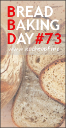 Bread Baking Day #73 - Brot aus aller Welt / Breads around the world (last day of submission May 1, 2015)