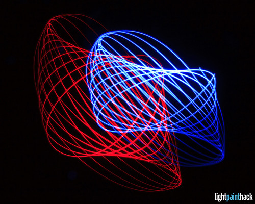 Light Painting Physiogram (EXPLORED)