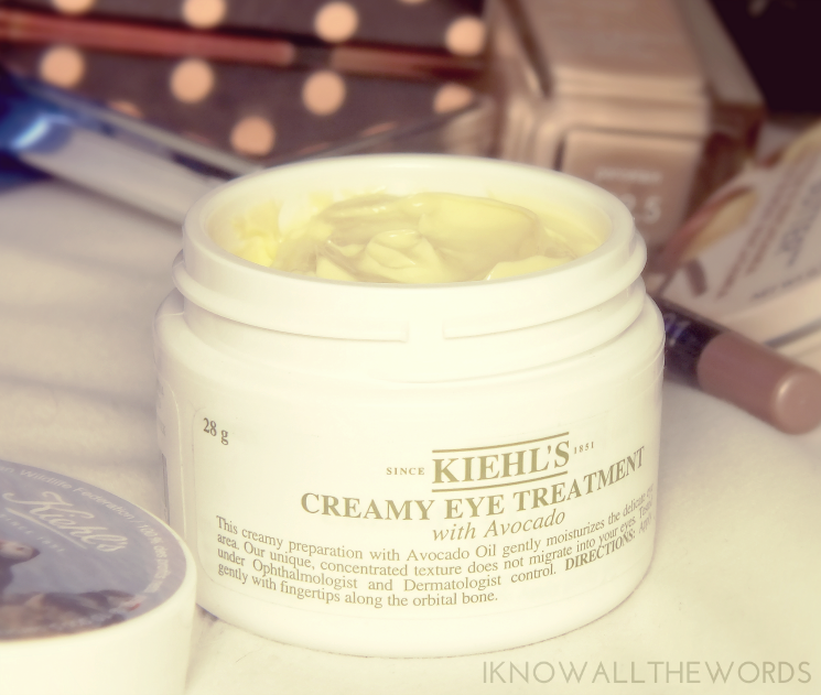 Kiehl's limited edition creamy eye treatment with avocado  (3)