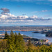 Vancouver Panorama1 by Ken H. Campbell Photography
