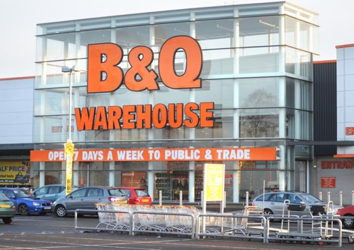 Each year, B&Q receives 150,000 applications but only hires 5,000 people