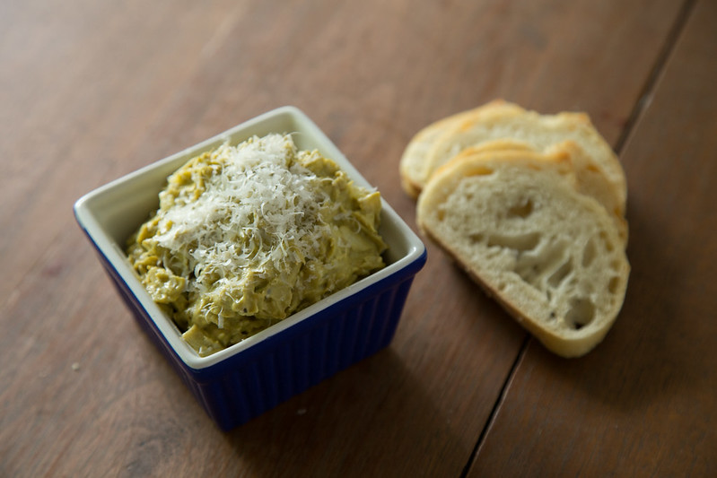 Artichoke and Avocado Spread