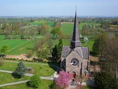 Chapelle Notre-Dame de l'Oratoire à Passais la Conception (Orne-FR)