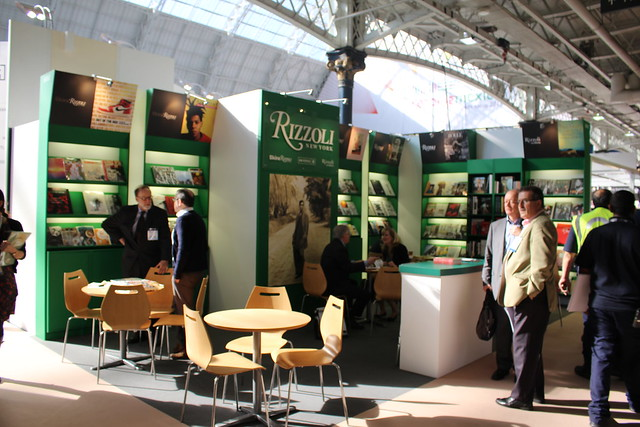 Rizzoli New York - London Book Fair 2015