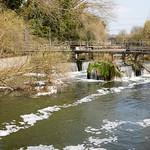 Dobb's Wier, River Lea