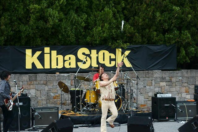 The Shepherd's Bush Irregulars live at KibaStock, Tokyo, 04 May 2015. 020