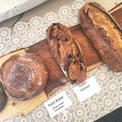 Weekly access to @pragerbrothers breads maybe the number one reason I moved to San Diego... #pragerbrothers #hillcrestfarmersmarket #vegan #vegansd #vegansofig #vegansandiego #sandiego #sdfoodie #whatveganseat