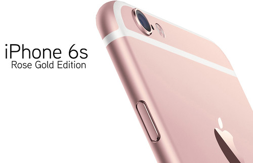iPhone 6s comes in rose gold, has 2GB of RAM, better camera and more