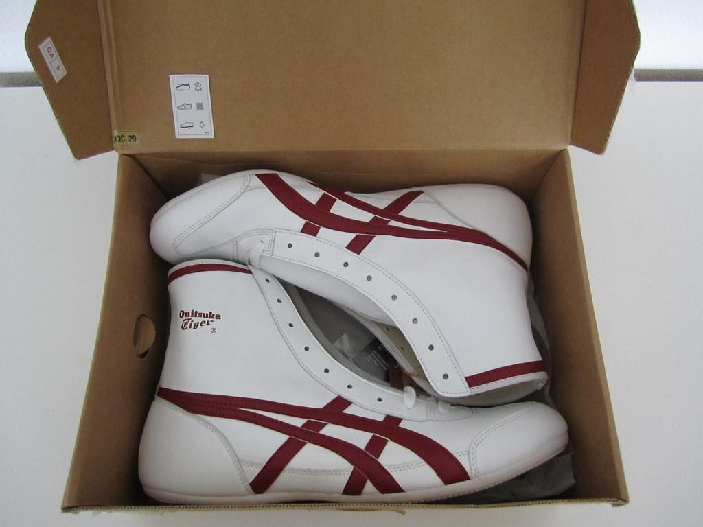 onitsuka tiger 81 wrestling shoes Sale
