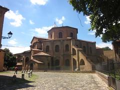 Basílica de San Vitale (Ravenna, Italia)