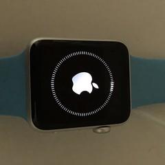 Software Update #applewatch 1.0.1 ;)