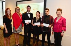 Gagnants 2015 du concours AQDFL