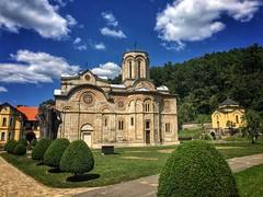 Serbian monastero