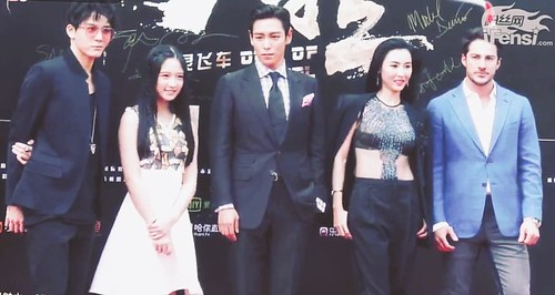 TOP Press Conference OUT OF CONTROL Shanghai 2016-06-14 (1)