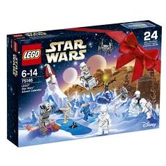 LEGO Star Wars 75146 - Advent Calendar 2016