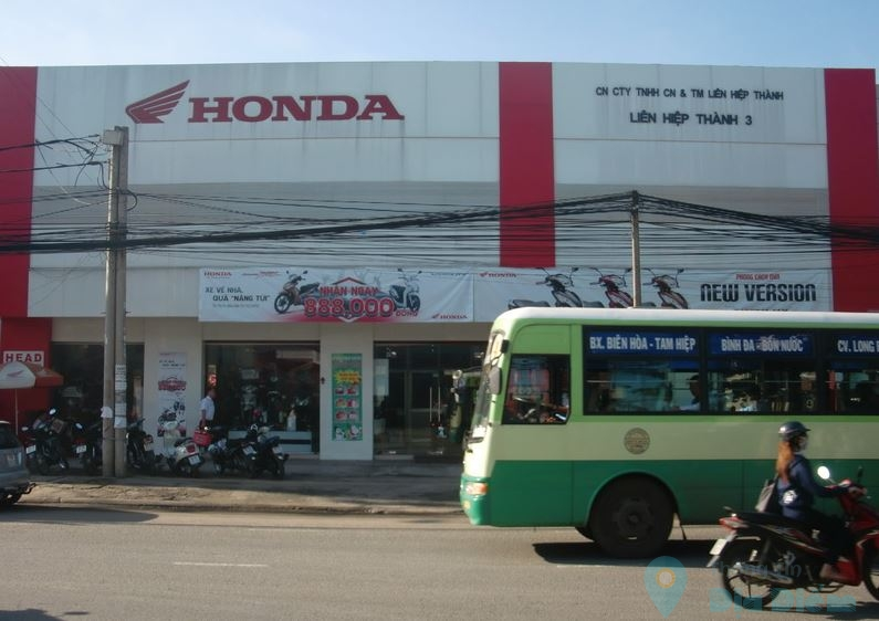 Head Honda Liên Hiệp Thành 3 Biên Hòa