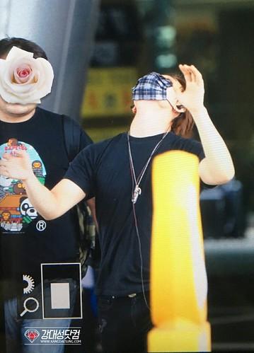 BIGBANG arrival Seoul ICN from Chengdu 2016-07-04 (61)