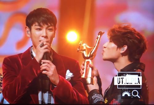 Big Bang - Golden Disk Awards - 20jan2016 - Utopia - 21
