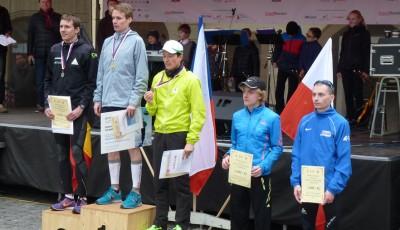 MČR v půlmaratonu: Pavlišta a Sekyrová neměli konkurenci