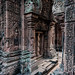 Detail of Banteay Srei Temple - Cambodia by naturhighlights