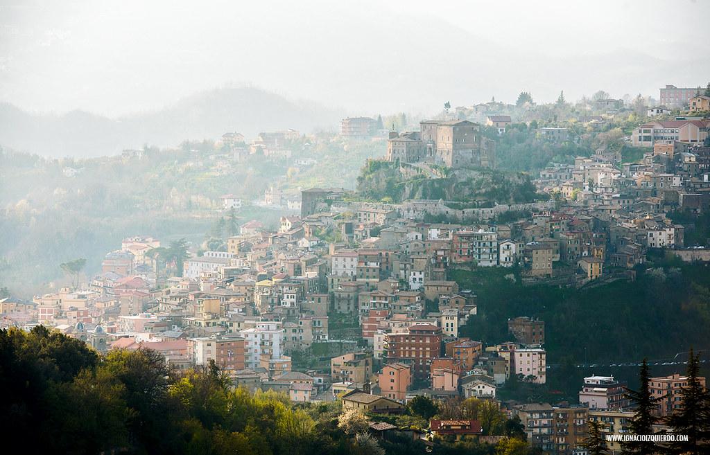 Lazio - Via Benedicti 05