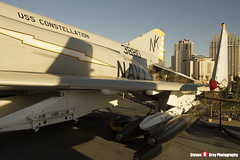 153880 NK-201 - 2466 - US Navy - McDonnell Douglas F-4S Phantom II - USS Midway Museum San Diego, California - 141223 - Steven Gray - IMG_6596