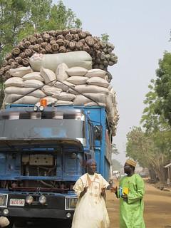 Nigeria - Kano Truck