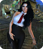D-Style WoW Skins, and Vestige @ Gangsta Fair, Vestige @ Black Fashion Fair, Color Me Project, Lucky Letters, Group Gifts, Wayward Hunt and Freebies!