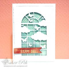 HAPPY DAY SHAKER 1