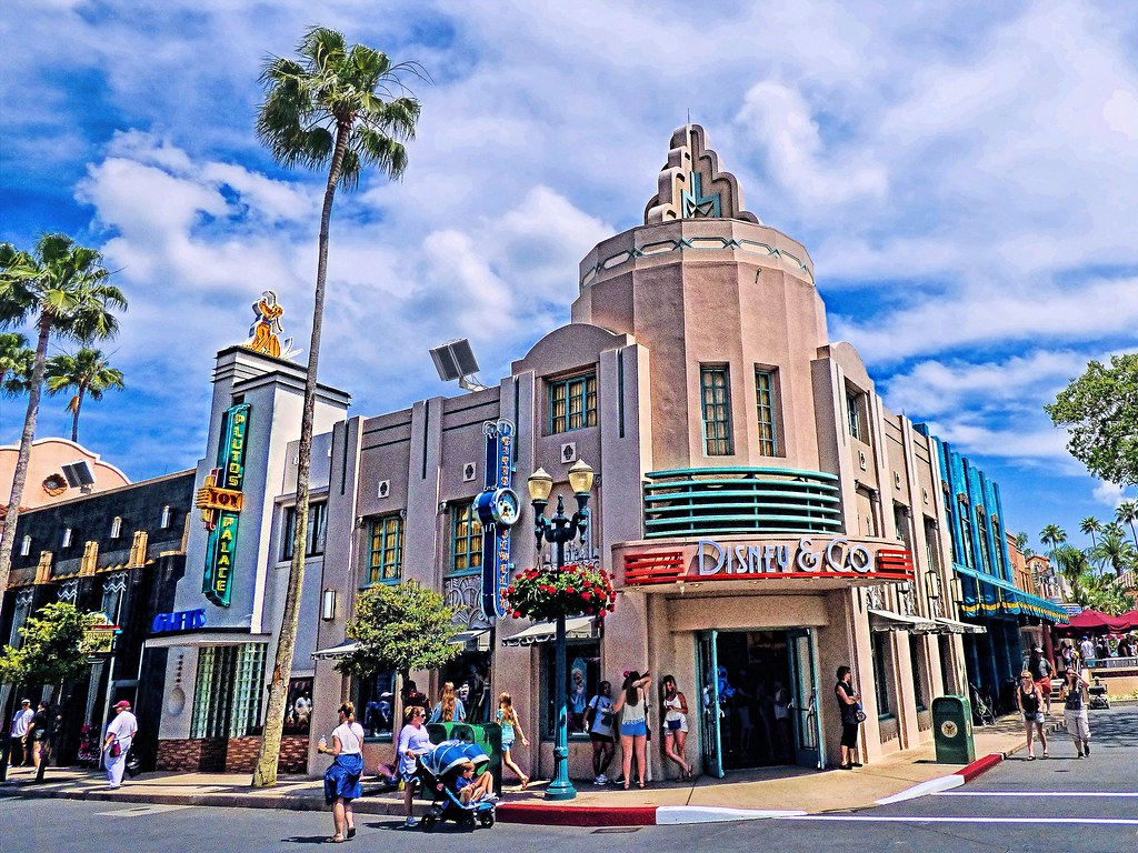 Hollywood Boulevard at Disney Hollywood Studios - Photo de Jennifer Lynn