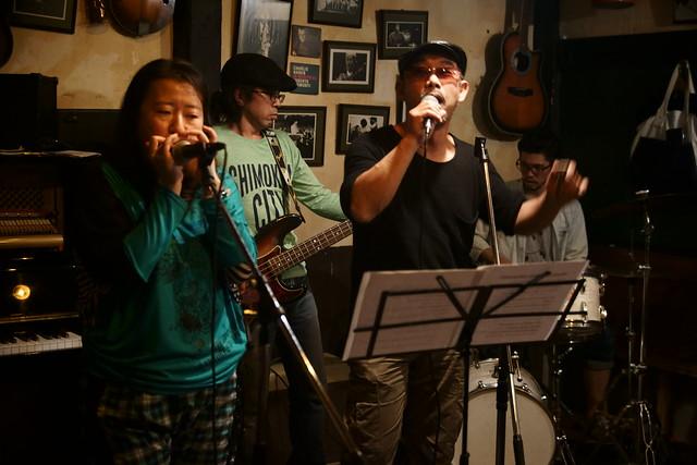 Apollo blues session, Tokyo, 16 Apr 2015. 346
