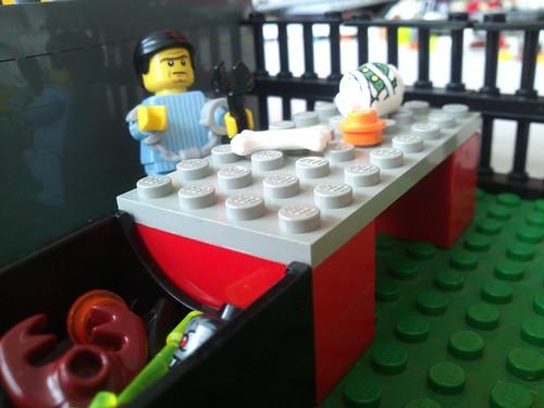 Legoilua Geographical Associationin konferenssissa, Mancester kevät 2015