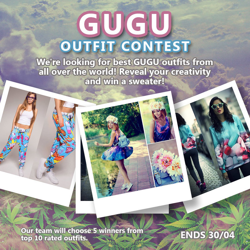 gugu outfit contest