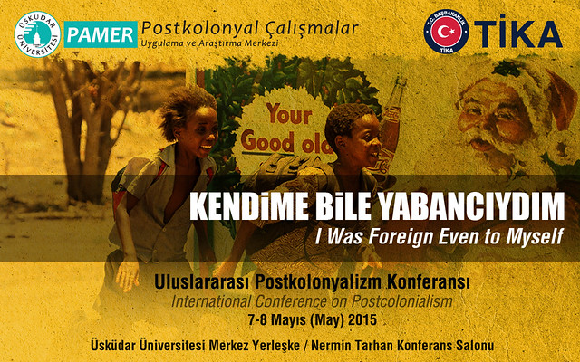 Üsküdar Üniversitesi'nden Uluslararası Postkolonyalizm Konferansı