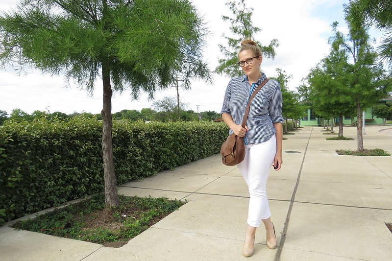 Thrift Style Thursday: Oppan Gingham Style