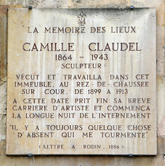 Photo of Marble plaque № 39612
