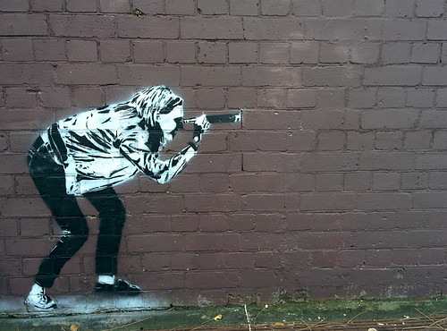 street art in Newtown