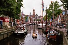 Zomerwelvaart in Groningen
