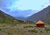 Camp near river, Jispa
